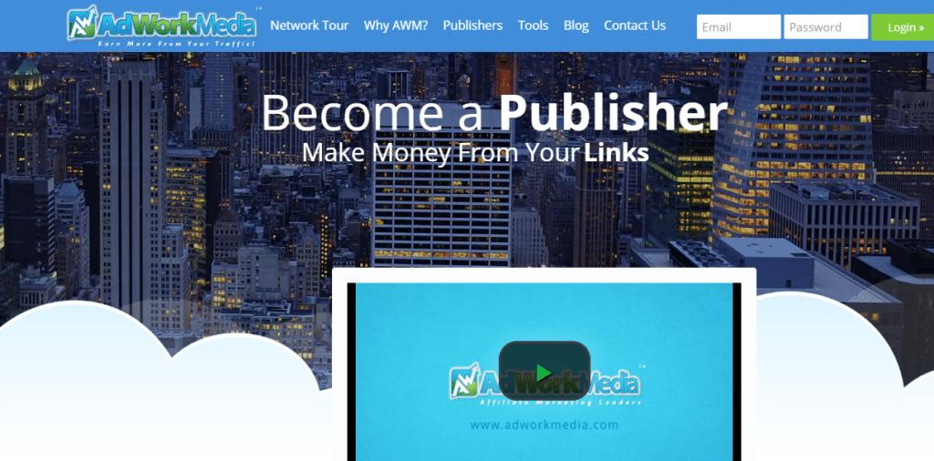 AdWork Media Affiliate Marketing Program