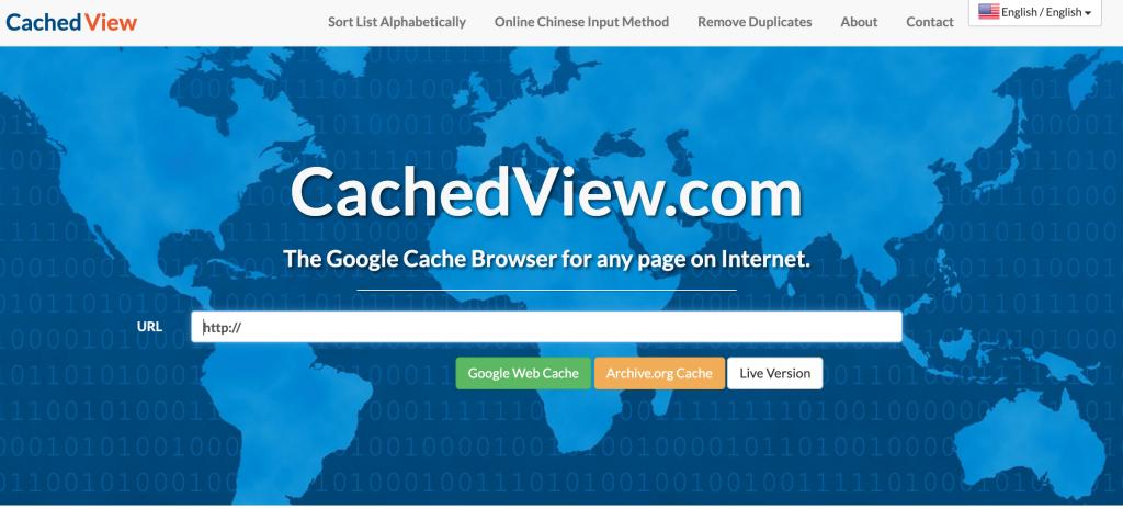 Cachedview.com